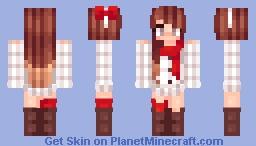 ⛄️ Minecraft Skin