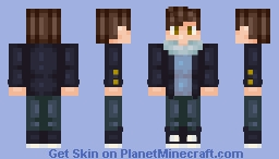 ✘Ðℯαℊℓε✘ - Hunt's New Skin :) Minecraft Skin