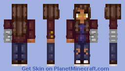 ✘Ðℯαℊℓε✘ - Skyoath Minecraft Skin