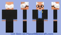 (Politician) United States Senator Bernie Sanders Minecraft