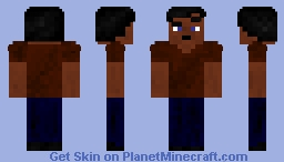 Mr. Bobby Minecraft Skin