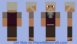 Apothecary Minecraft Skin
