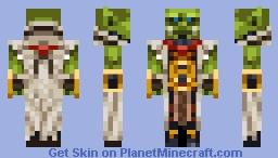 Thrall - World of Warcraft Minecraft