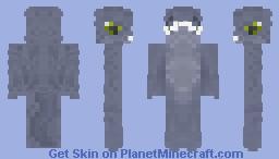 Mosasaurus - Jurassic World Minecraft Skin