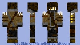 Russian Spec Ops Soldier (Nuclear Winter Contest) Minecraft