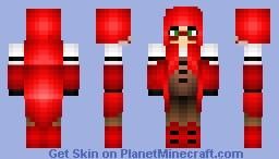 Grell Sutcliff Minecraft Skin