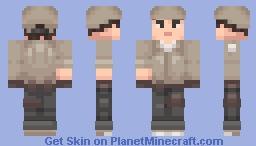 Handyman Minecraft Skin
