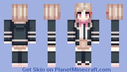 Chiaki Nanami Minecraft Skin