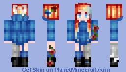 ❥ℭℴℴƙɩε ~ Two years ago I posted my first skin.... Minecraft Skin