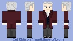 12th Doctor (Peter Capaldi) /14th Minecraft Skin