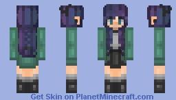Ɱȯɀ | Łimꟼ Minecraft Skin