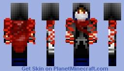 Dianite Lover Minecraft Skin