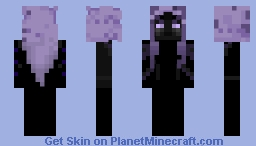 Enderwraith- Details more noticeable when downloaded! Minecraft Skin