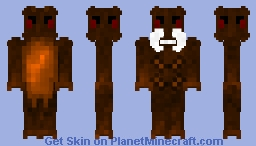 The Spiroa [Moving Mouth!] [Story-ish!] Minecraft Skin