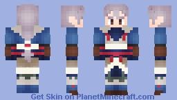 Takumi - Prince of Hoshido (FE:F) Minecraft Skin