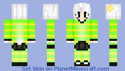 Asriel :o Minecraft Skin