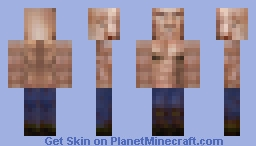 The Thing Minecraft Skin