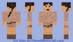 Rey - Star Wars The Force Awakens Minecraft Skin