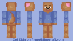 ⋨ℒ.ḭ.℘.ȿ.ℯ⋩ Roo from Winnie the Pooh Minecraft