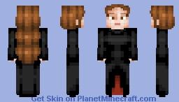 Lady Jessica from Dune Minecraft Skin