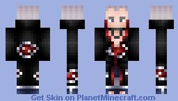 Hidan Minecraft Skin