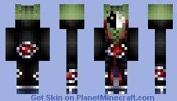 Zetsu Minecraft Skin