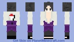 Sasuke | 1 Temporada | Naruto Shippuden Minecraft Skin