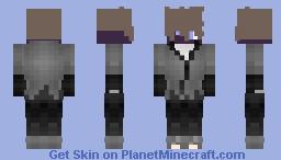 Yuno Hatake | Irmão Do Takashe | Ken Shippuden Fillers Minecraft Skin