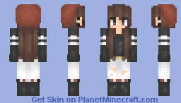 Winter Rust {Thanks for 100} Minecraft Skin