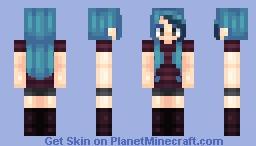 100 subs (remade) Minecraft Skin