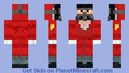 ANP Soldier Minecraft Skin