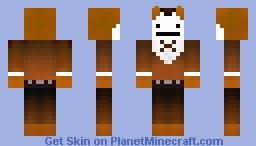 ♡ BattleBlock Theater Cat Skin ♡ Minecraft Skin