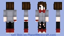 Bow ties are cool Minecraft Skin