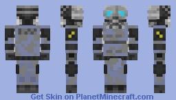 Combine Soldier HALF LIFE 2 Minecraft