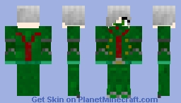 Deviljho Armor [Female] Minecraft Skin