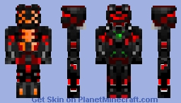 Project 43 Minecraft Skin