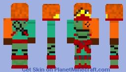 Ninjago: Ronin Minecraft Skin