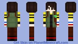 -=REQUESTS OPEN=- MCR: Fun Ghoul Minecraft Skin