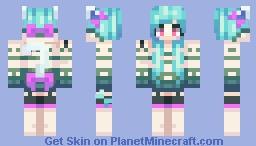 600 Subs!! Minecraft Skin