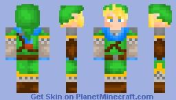 ☆Spark☆ - Link Minecraft Skin