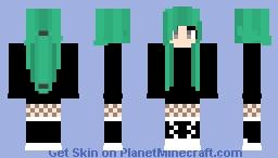 FUN.... Minecraft Skin