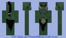 Clan Dom Orc Minecraft Skin