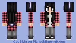 {Request-GazingMxddie} Minecraft Skin