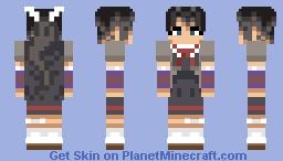 Homura (Senran Kagura) Minecraft Skin