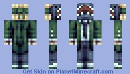 Detective Shark Minecraft
