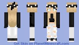 T u m b l r ♡ Minecraft Skin
