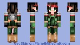 ΤαΙωγℵ Αρσgεε ~♥ Minecraft Skin
