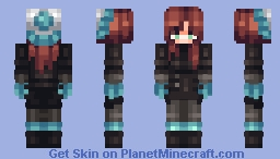 hat experimentation Minecraft Skin
