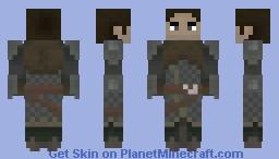 bear armor Minecraft Skin