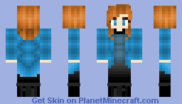 Beverly crusher~ Minecraft Skin